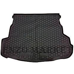 Автомобильный коврик в багажник Mazda 6 2002-2007 Sedan (Avto-Gumm)