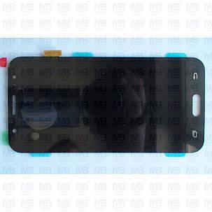 Дисплей с сенсором Samsung J500 Galaxy J5 2015 OLED Black !, фото 2