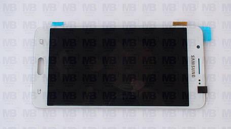 Дисплей с сенсором Samsung J510 Galaxy J5 White оригинал, GH97-19466C, фото 2