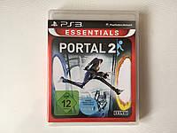 Відео гра Portal 2 (PS3) pyc.