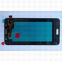 Дисплей с сенсором Samsung J510 Galaxy J5 2016 OLED Gold !, фото 2
