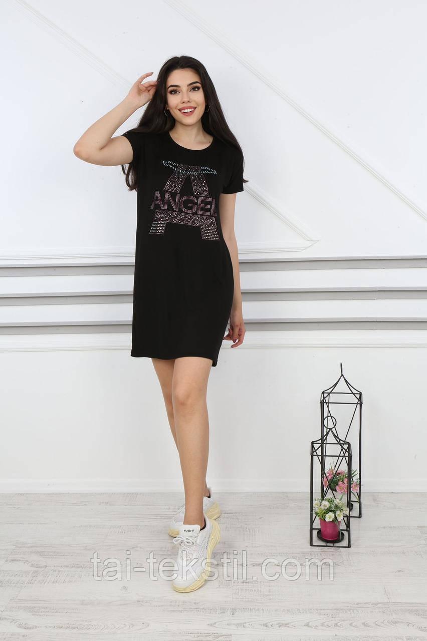 Туніка жіноча якість віскоза Туреччина,кольору різні розмір норма ONE SIZE (46-48p)