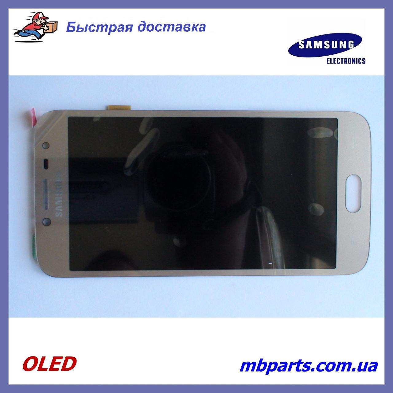 Дисплей з сенсором Samsung J250 Galaxy J2 2018 OLED Gold !