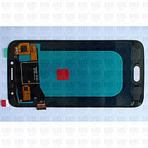 Дисплей з сенсором Samsung J250 Galaxy J2 2018 OLED Silver !, фото 2