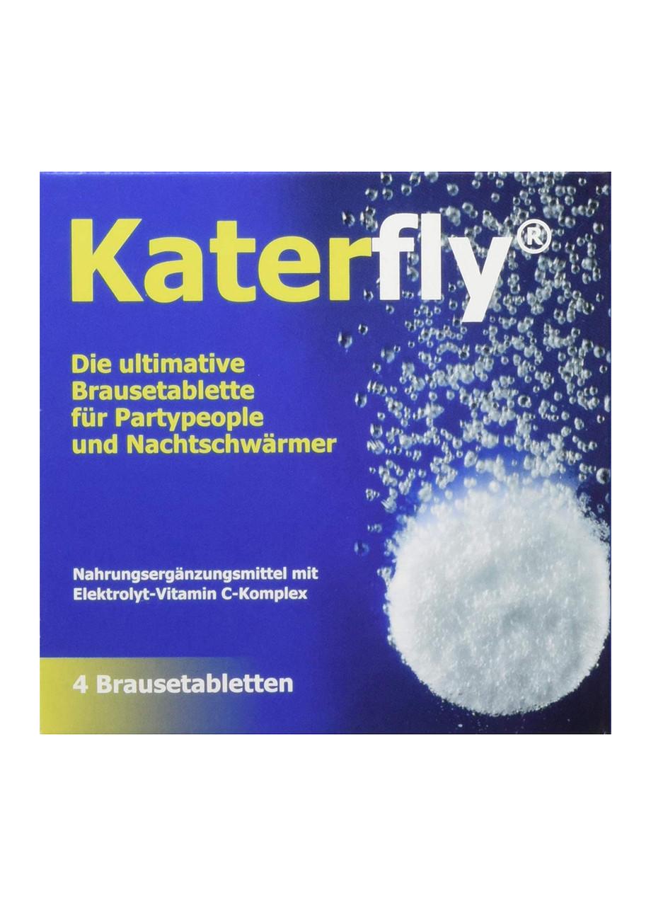 Таблетки шипучі Lidl Katerfly 4 шт вітамінні