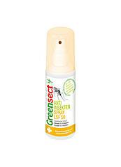 Спрей від комарів і комах Lidl Greensect з SPF 50 100 мл