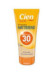 Матирующий солнцезащитный крем Cien SUN SPF30 50 мл