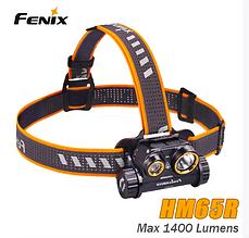 Фонарь налобный Fenix HM65R