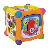 """Игрушка развивающая Huile Toys """"Волшебный кубик"""""""