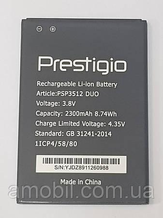 Аккумулятор Prestigio PSP3512 Duo MUZE B3 / Muze B7 PSP7511