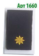 Погон 2017 Молодший лейтенант Муніципальна поліція