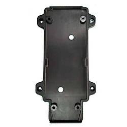 Крепление для трекового светильника черное для 30W пластик