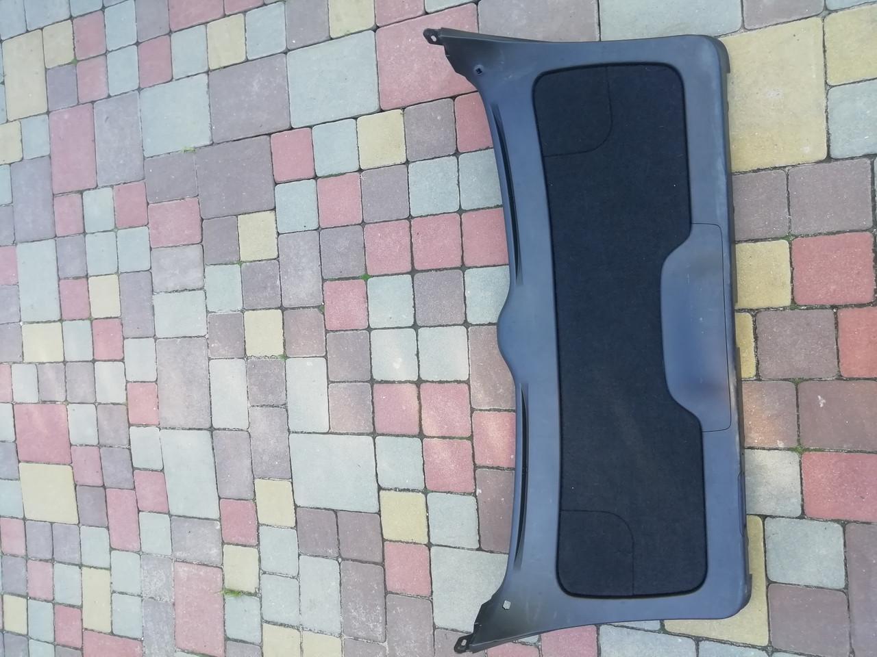 Обшивка накладка крышки багажника Subaru Outback, Legacy B13 03-08,  94320AG02AJC