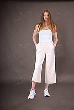 Кюллоты брюки женские летние светлые