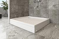 Душевой поддон Aquanil FRAME квадратный, 80х80х15 см