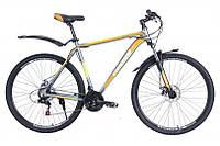 "Велосипед найнер Cross Hunter 29"" 20"" Серый"
