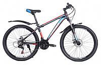"""Велосипед найнер Cross Hunter 29"""" 22"""" Черный"""