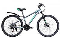 """Велосипед Cross Evolution 26"""" 13"""" Серый"""