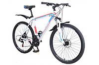 """Велосипед Cross Hunter 27.5"""" 20"""" Белый"""