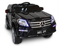 Електромобіль Just Drive ML 35 - чорний лакований