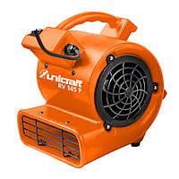 Радиальный (центробежный) вентилятор Unicraft RV 145 P