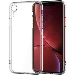 Силіконовий чохол для iPhone XR