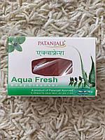 Мыло Патанджали Аква Фреш, Soap Aqua Fresh Patanjali, 75г