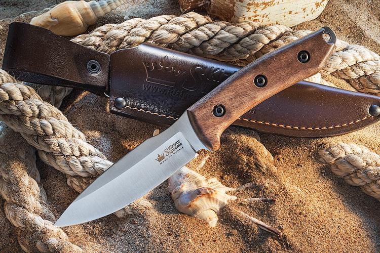 Выбираем нож правильно: какое изделие купить в поход и для города