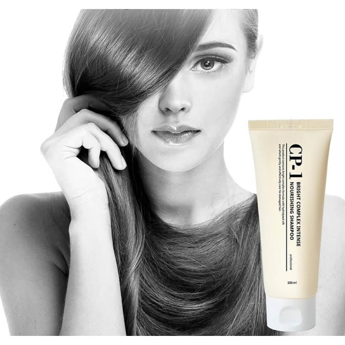 Питающий шампунь для волос CP-1 Bright Complex Intense Nourishing Shampoo 100 мл