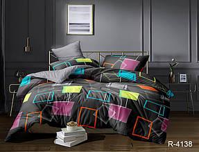 Двухспальный комплект постельного белья ранфорс ТМ TAG R4138
