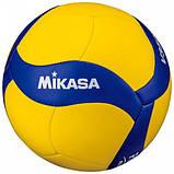 Мяч волейбольный MIKASA V350W (размер 5), фото 2