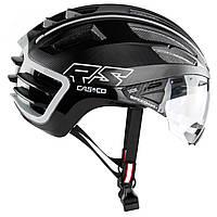 Велошлем Casco SPEEDairo 2 RS Black incl.vautron visor