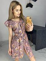 Женское платье на пуговицах, фото 1