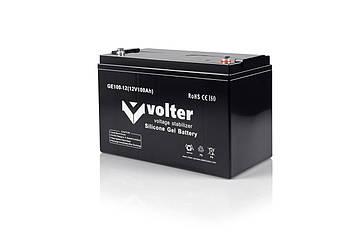 АКБ Volter GE 12V-H 100Ah (посилена)