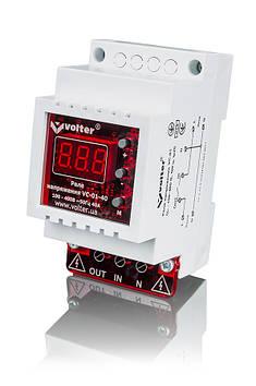 Реле Volt control VC-01-40
