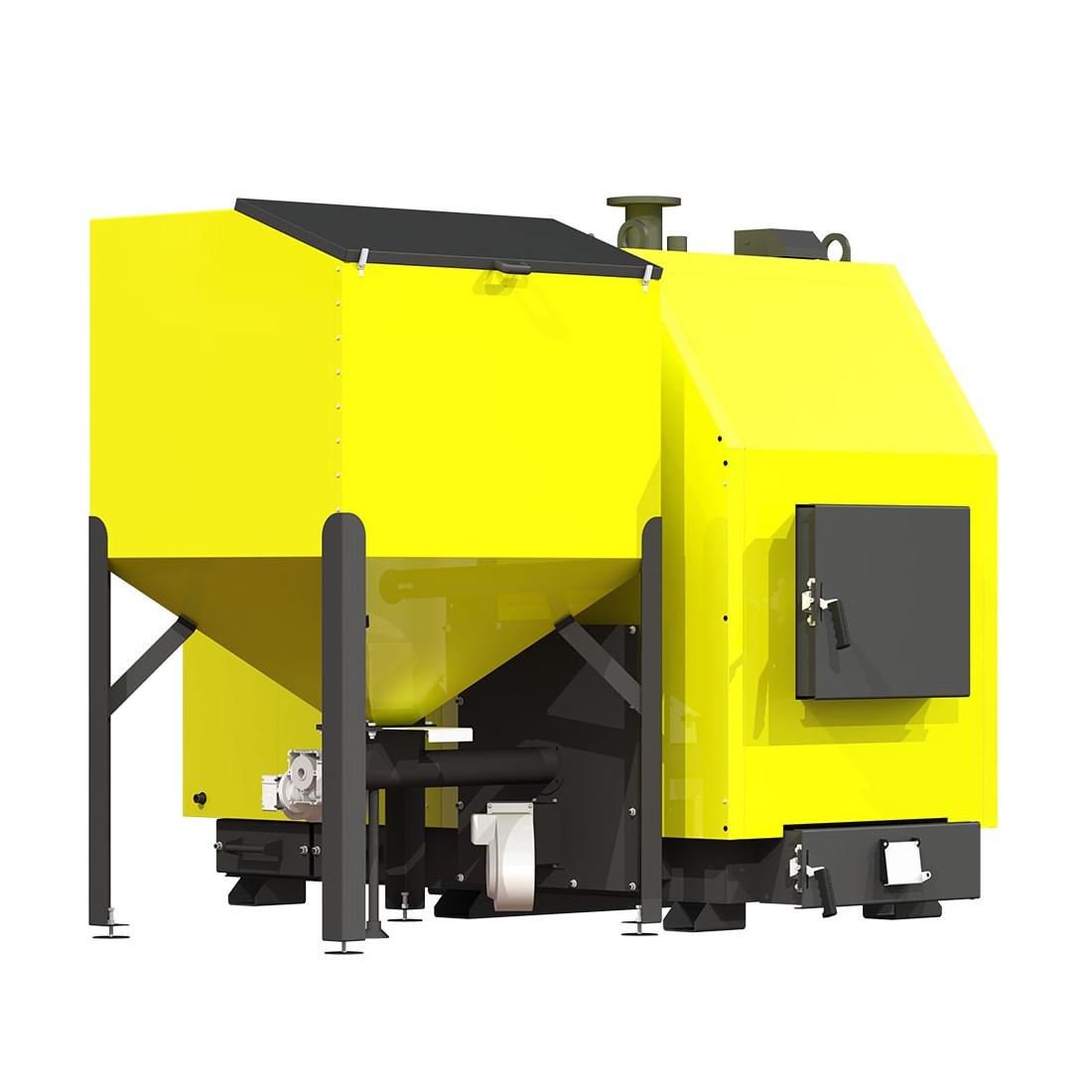 Котел твердопаливний KRONAS PROM-COMBI 400 кВт