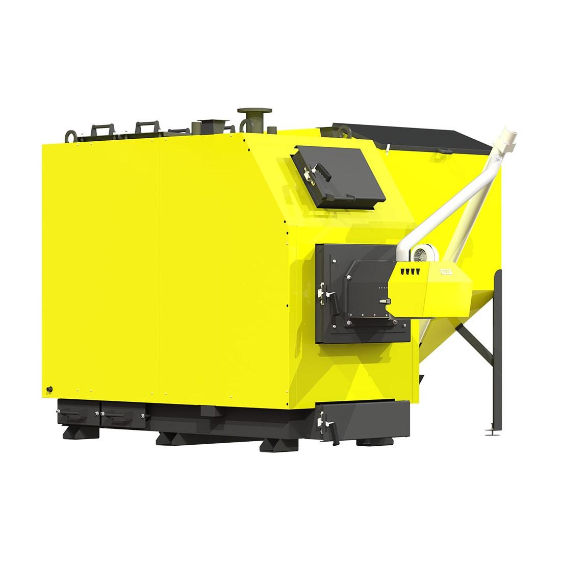 Котел твердопаливний KRONAS PROM-PELLETS 300 кВт