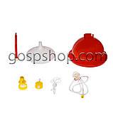 Автоматическая колокольная поилка для цыплят и перепелов, фото 3