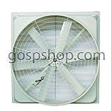 Осевой стекловолоконный вентилятор 1060х1060 мм, фото 2