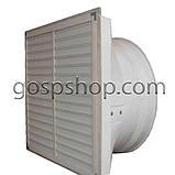 Осевой стекловолоконный вентилятор 1060х1060 мм, фото 3