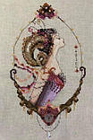 Комплект бісеру і прикрас для NC328 Aries Zodiac Girls / Овен Nora Corbett Designs, фото 2