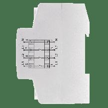 Реле напряжения для трехфазной сети DigiTOP VP-3F40A, фото 2