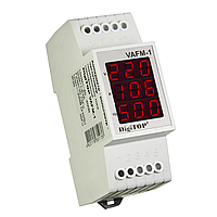 Амперметр-вольтметр-частотомір DigiTOP VAFM-1, фото 1