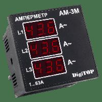 Амперметр-вольтметр DigiTOP AM-3M