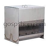 Бункерная кормушка для свиней на 350 л, фото 2