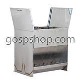 Бункерная кормушка для свиней на 350 л, фото 3