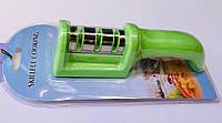 Точилка для ножей ручная универсальная