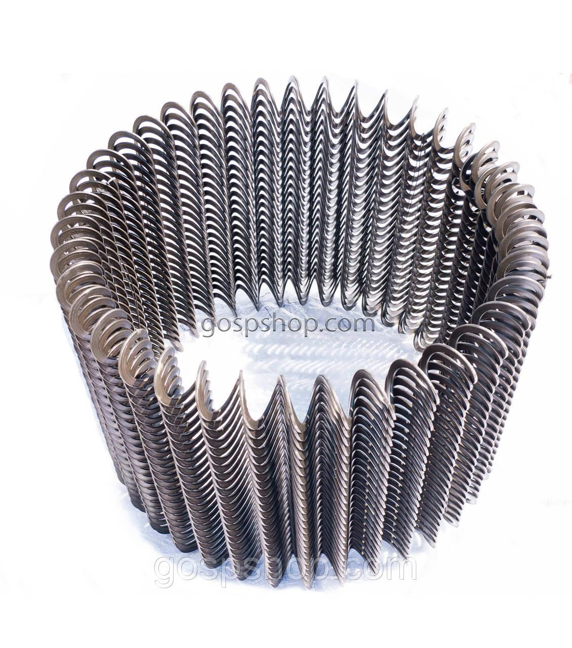 Спираль для трубы 45 мм. (шнек для продольной линии) 35,81 мм. Турция