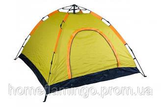 Прочная вместительная Палатка автоматическая D&T - 2 x 2 м (Best 2)