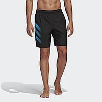 Мужские шорты Adidas 3-Stripes CLX (Артикул:FJ3411)
